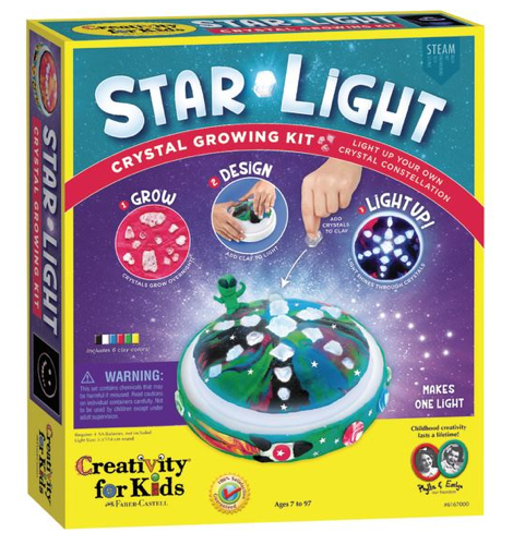 Star Light Crystal Growing Kit