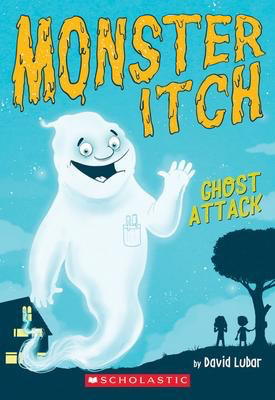 Monster Itch: #1 Ghost Attach