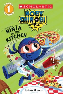 Moby Shinobi: Ninja in the Kitchen