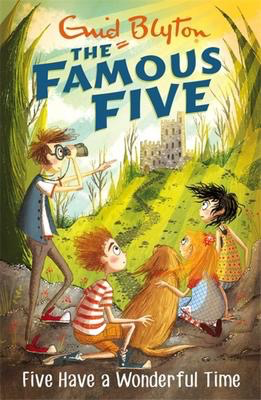 Famous Five #11: Five Have A Wonderful Time