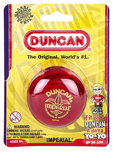 Duncan Imperial YoYo (assorted colors)