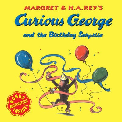 Curious George & The Birthday Surprise