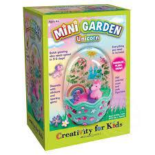 Mini Garden: Unicorn