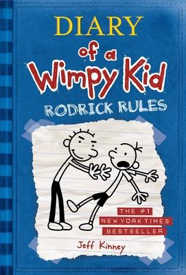 Diary of a Wimpy Kid #2: Rodrick Rules (new)