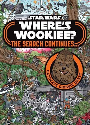 Star Wars: Where's the Wookiee? The Search Continues…