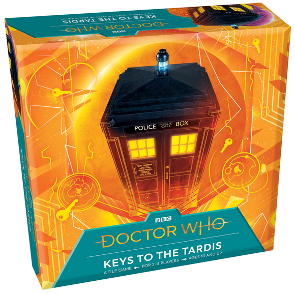 Doctor Who - Keys to the Tardis