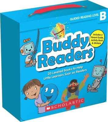 Buddy Readers (Parent Pack): Level B