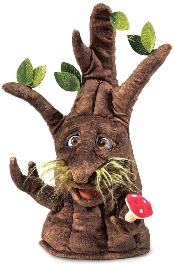Enchanted Tree Hand Puppet