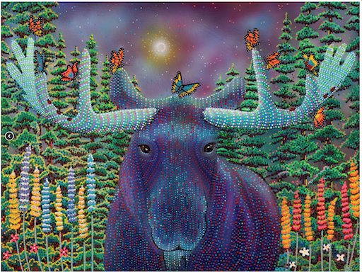 I Moose be Dreaming 750pc