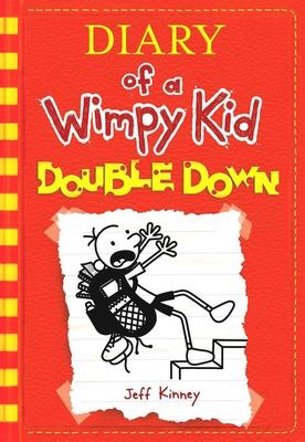 Diary of a Wimpy Kid #11: Double Down (new)