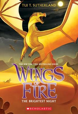 Wings of Fire #5: The Brightest Night