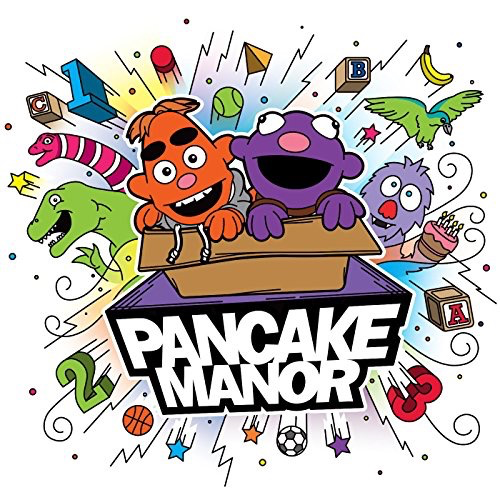 Pancake Manor CD
