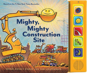 Mighty, Mighty Construction Site Sound Book