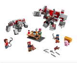 Lego Minecraft The Redstone Battle