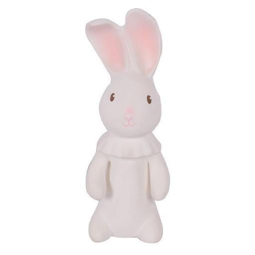 Havah the Bunny - Natural Rubber Squeaker