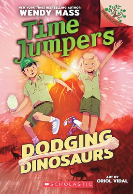 Time Jumpers #4: Dodging Dinosaurs