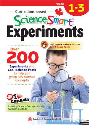 Popular Smart Reference Series: Curriculum-based ScienceSmart Experiments Grades 1 - 3