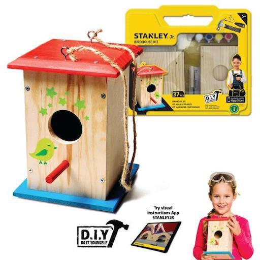 Stanley Jr. - Birdhouse Kit