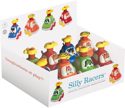 Silly Racers (assorted)