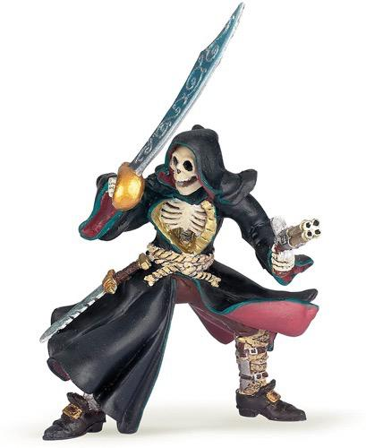 Skull Head Pirate