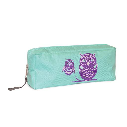 Pencil Case - Owls