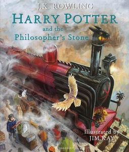 Harry Potter and the Philosophers Stone: Illustrated Edition