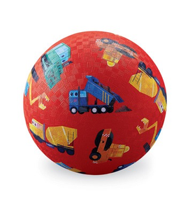 Little Builder Playground Ball 7""