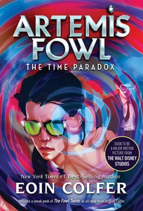 Artemis Fowl # 6: The Time Paradox