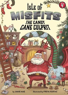 Isle of Misfits #4: The Candy Cane Culprit