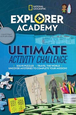 Explorer Academy Ultimate Activity Challenge