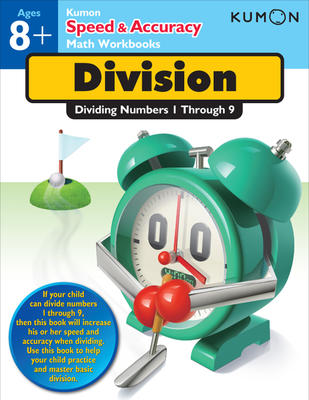 Speed & Accuracy:  Division, Dividing Numbers 1-9