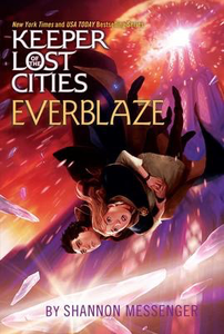 Keeper of the Lost Cities #3: Everblaze