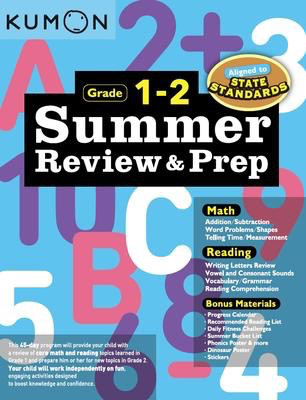 Summer Review & Prep 1-2