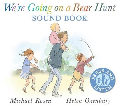 We're Going on a Bear Hunt - Sound Book