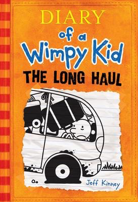 Diary of a Wimpy Kid #9: The Long Haul (new)