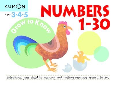 Grow-to-Know: Numbers 1-30
