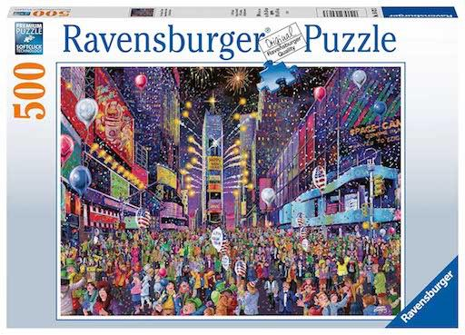 New Years in Times Square 500pc