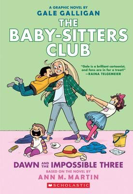 The Baby-sitters Club Graphix #5 Full-Color Edition: Dawn and the Impossible Three
