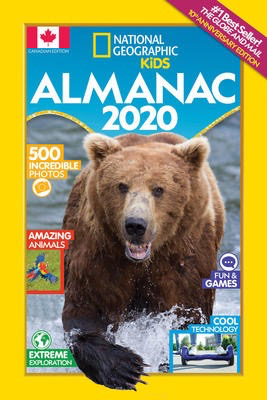 National Geographic Kids Almanac 2020, Canadian Edition