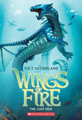 Wings of Fire Book 2: The Lost Heir