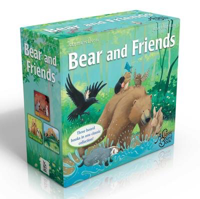 Bear and Friends: Bear Snores On; Bear Wants More; Bear's New Friend