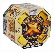 Treasure X serie 2 assorted