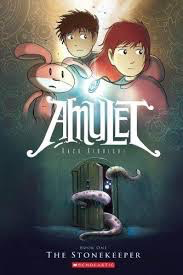 Amulet #1: The Stonekeeper