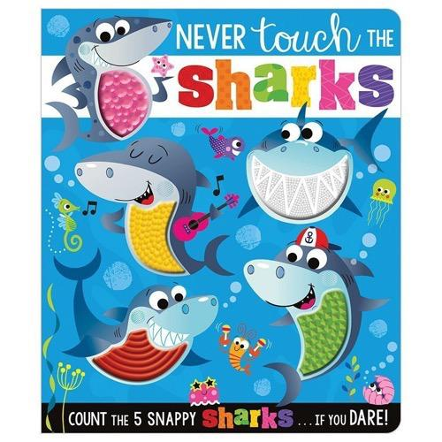 Never Touch the Sharks!
