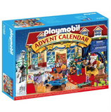 Advent Calendar: Christmas Toy Store