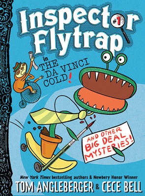 Inspector Flytrap: The Da Vinci Cold!