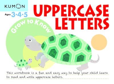 Grow-to-Know: Uppercase Letters