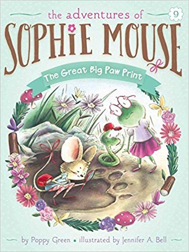 The Adventures of Sophie Mouse #9: The Great Big Paw Print