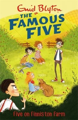 Famous Five #18: Five On Finniston Farm
