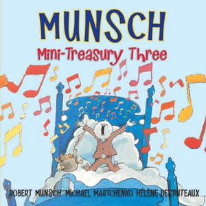 Munsch Mini-Treasury Three